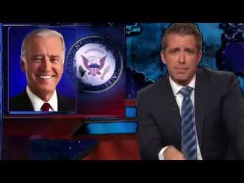 Jason Jones Shines While Filling In for Jon Stewart On The Daily Show