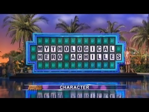 Julian Batts Achilles Heel Exposed On Wheel Of Fortune