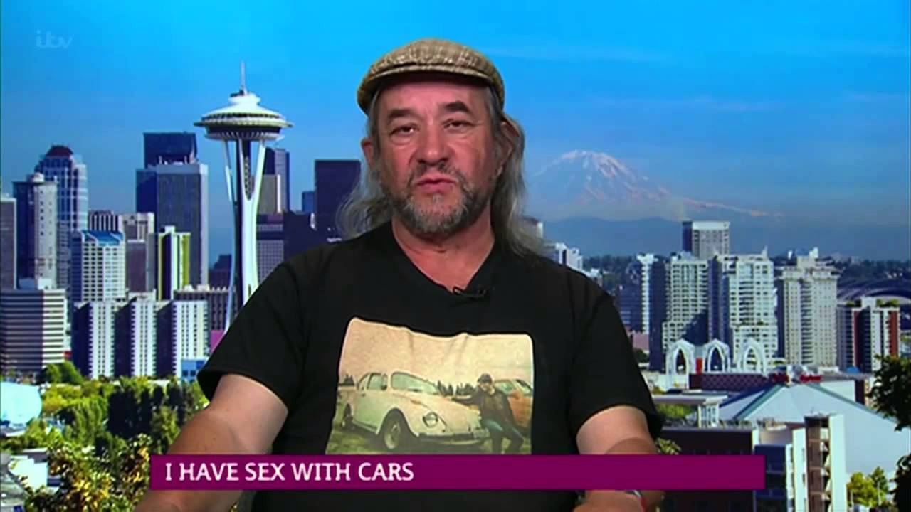 Meet The Guy Who Claims He's Had Sex With Over 700 Times…. With Cars