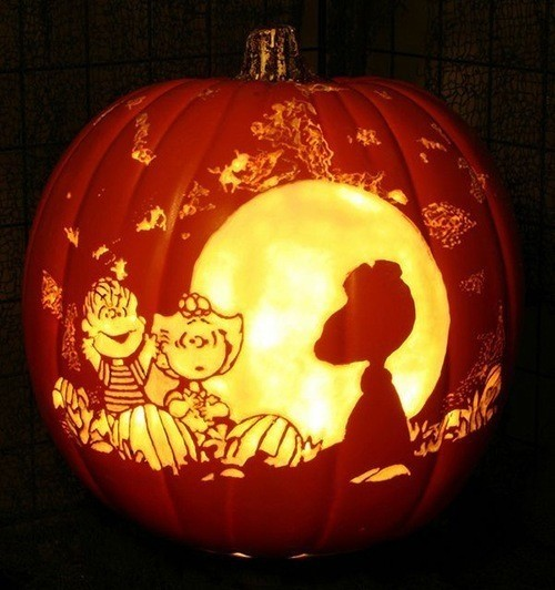pumpkin-carvings-charlie-brown