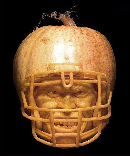 pumpkin-carvings-football