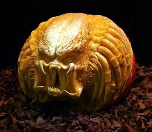 pumpkin-carvings-predator