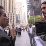 Sparks Fly When Russell Brand Makes A Surprise Visit To Fox News