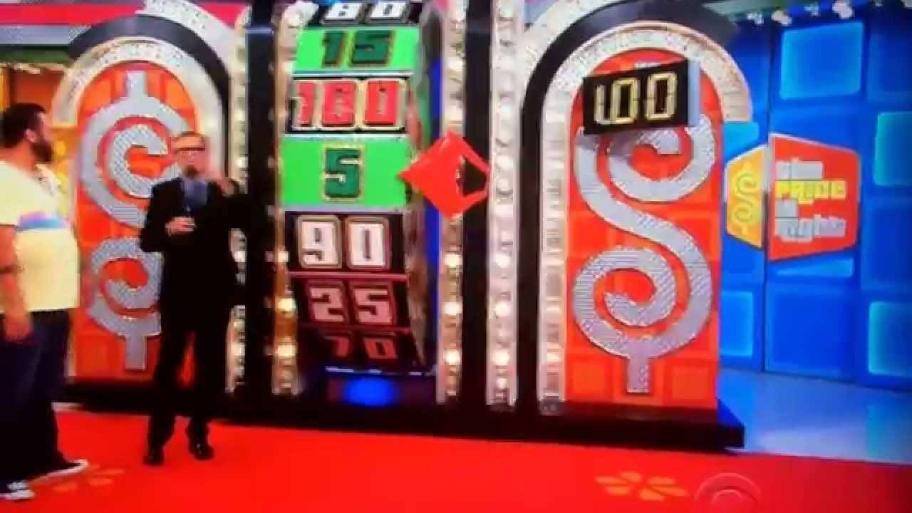 Video thumbnail for youtube video The Price Is Right Spin Celebration You Will Never Forget