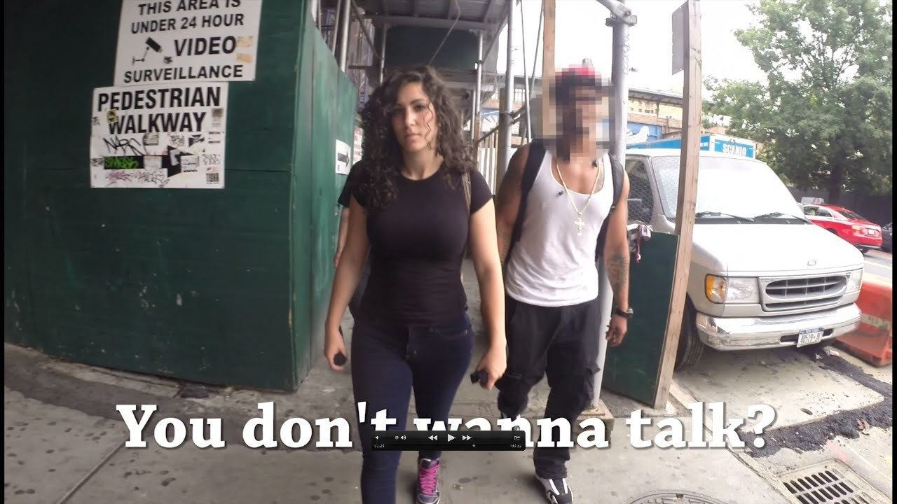 This Is What It's Like To Walk Alone As A Woman In New York