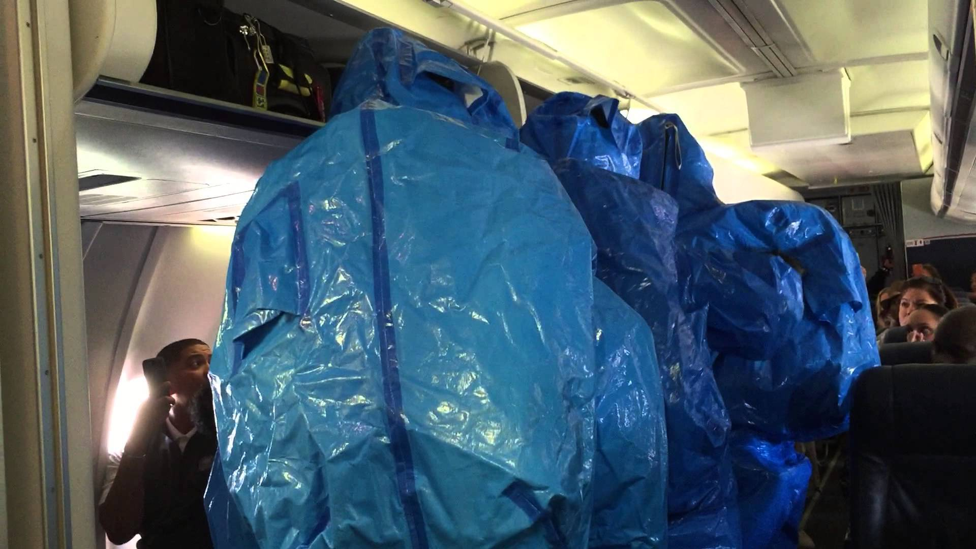 US Airways Leaps Into Action After Untimely Ebola Joke