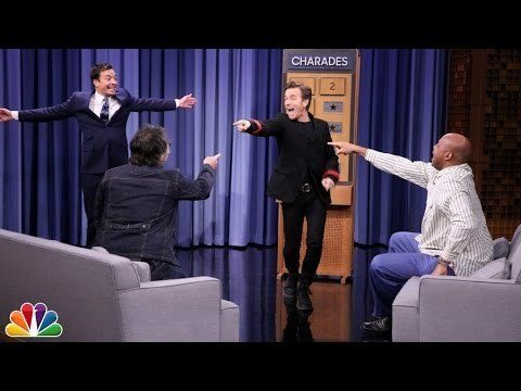Watch Charles Barkley's Terrible Charades Performance With Jimmy Fallon