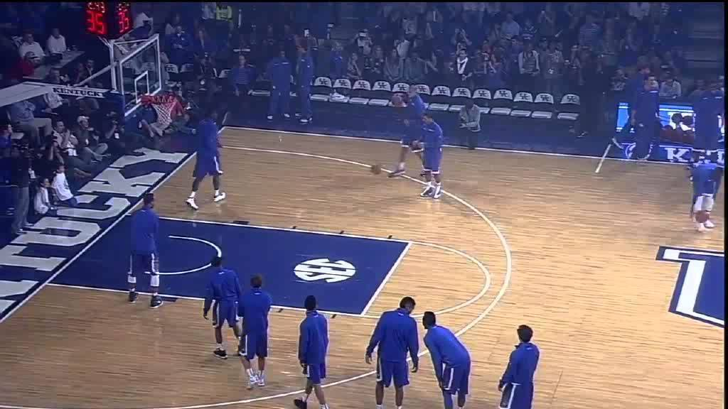 Watch Drake's Basketball Career Last For 3 Seconds