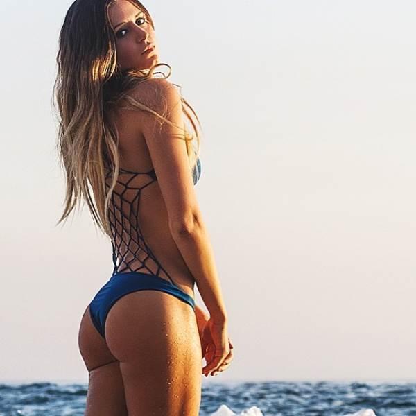 Anastasia Ashley Sexy Instagram Pictures
