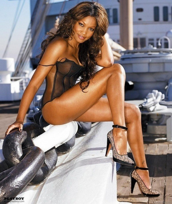 Garcelle beauvais tittys in camel toe — photo 9