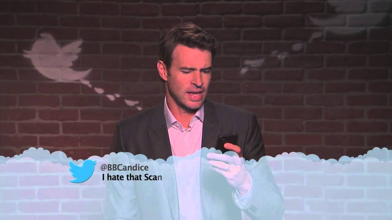 Jimmy Kimmel Delivers The Funniest Celebrities Read Mean Tweets Ever