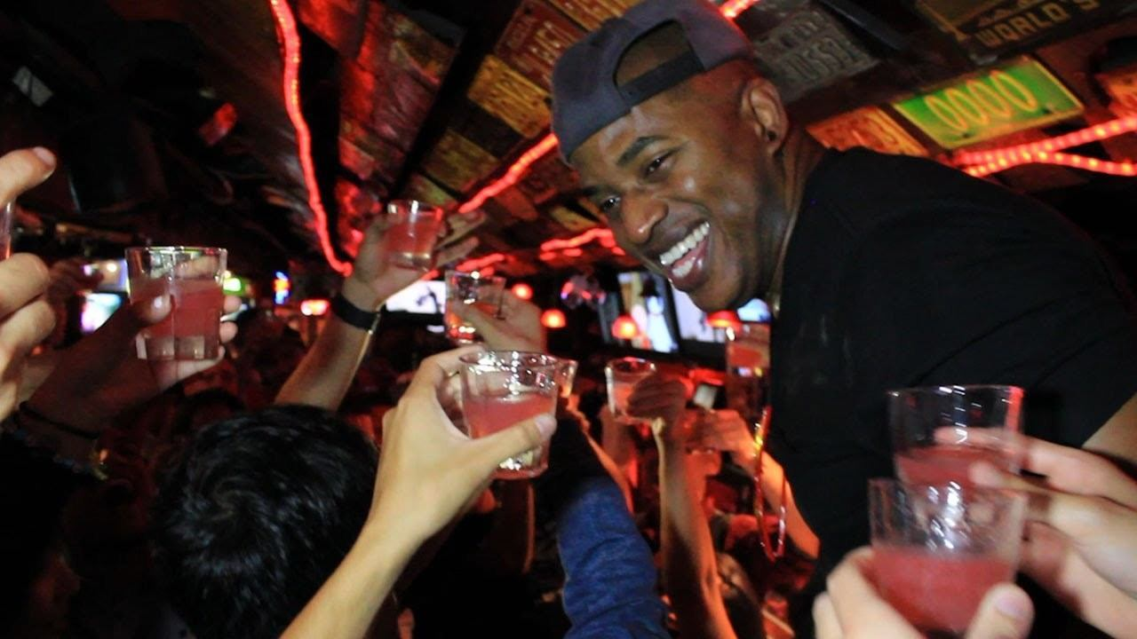 Video thumbnail for youtube video Skyy John May Be The Most Influential Bartender In America  – PBH2