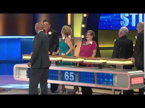 Catch This Contestant's Awkward Answer To 'Name Something That Has To Be Licked'