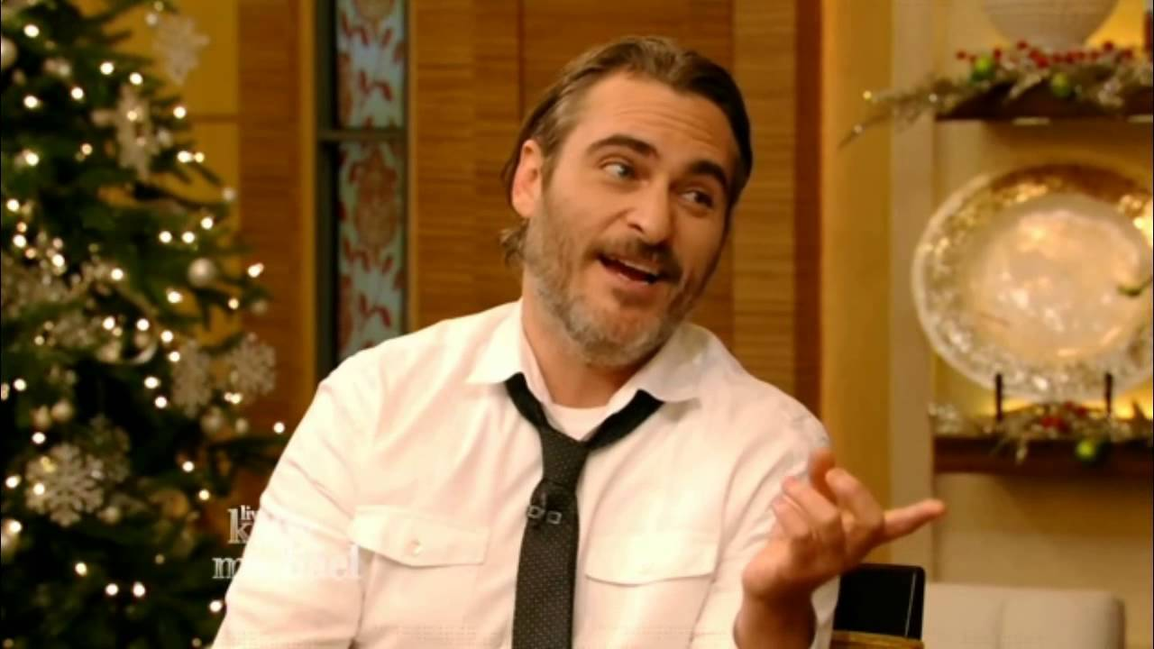 Video thumbnail for youtube video Joaquin Phoenix Admits To Lying About Being Engaged To His Yoga Instructor  – PBH2