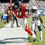 Julio Jones, Quentin Jammer