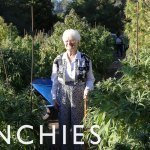 Meet Aurora Leveroni, The 91-Year Old World Class Weed Chef