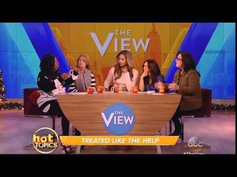 Rosie & Whoopi Go At It Over Who Knows More About Being Discriminated Against