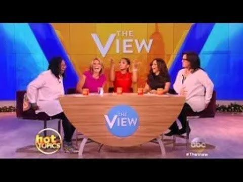 That Awkward Time When Whoopi Goldberg Ripped A Fart On 'The View'
