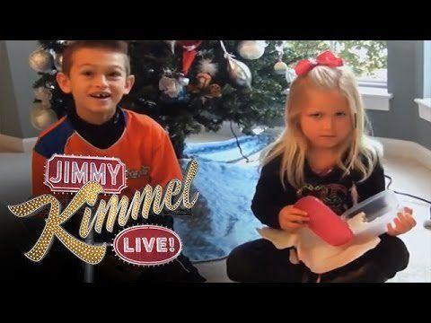 Jimmy Kimmel Bad Christmas Gifts - Christmas Gift Ideas