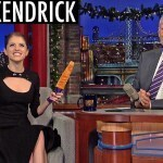 Watch Anna Kendrick Discuss Drugs And Furry Dildos With David Letterman