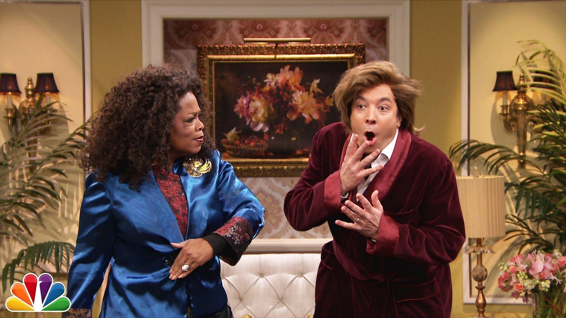 Watch Jimmy Fallon And Oprah Winfrey Mesh Autotune Into A Classic Soap Opera Skit