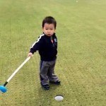 Watch This Little Kid Have A Meltdown After Missing Putt