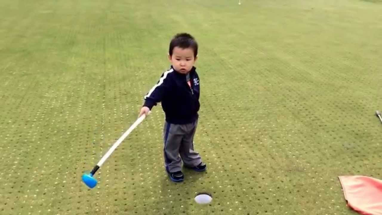 Video thumbnail for youtube video Watch This Little Kid Have A Meltdown After Missing Putt  – PBH2