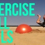 Exercise Ball Fail GIFs
