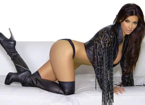 Sexy Kim Kardashan GIFs