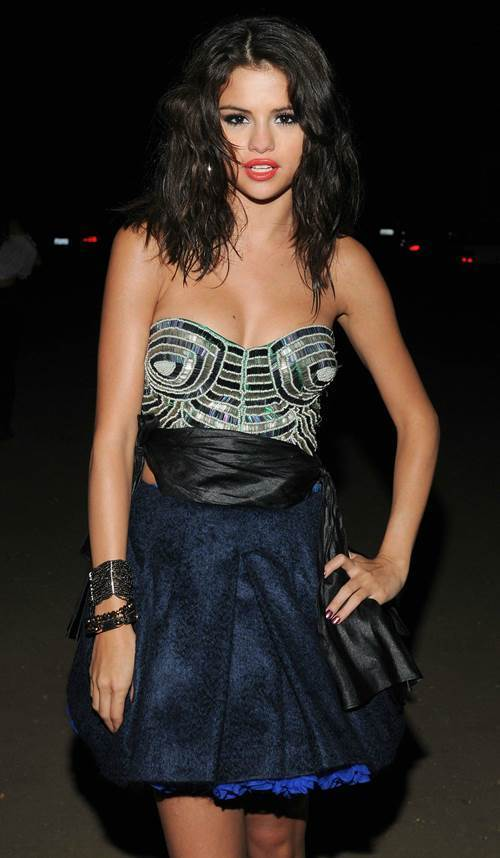 Sexy Selena Gomez Photo