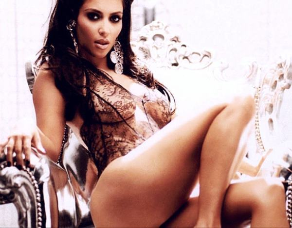 Kim Kardashian Legs