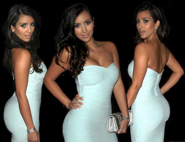 Kim Kardashian Wallpaper