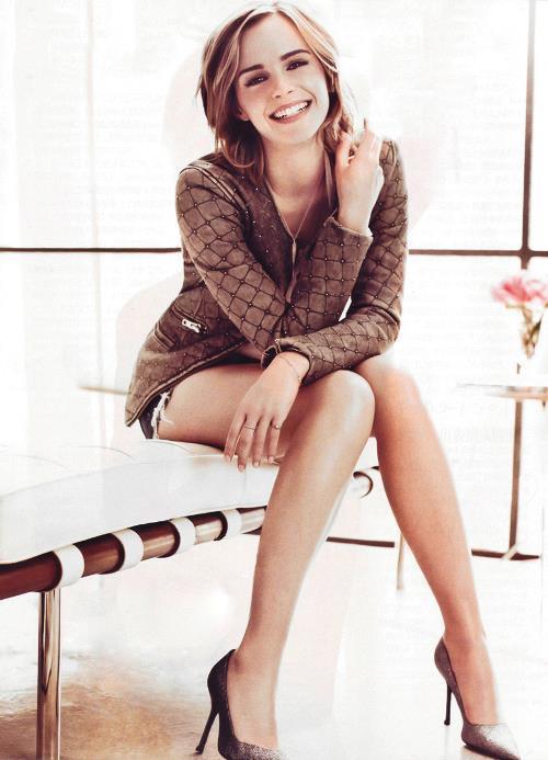 Emma Watson Pictures Legs