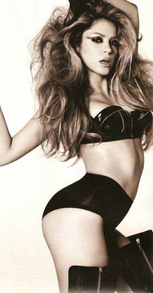 Shakira Legs