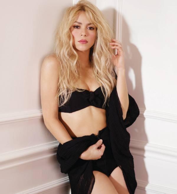 Shakira Underwear