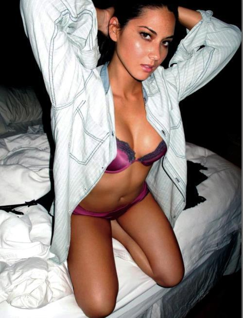 Hot Olivia Munn Pictures Photoshoot