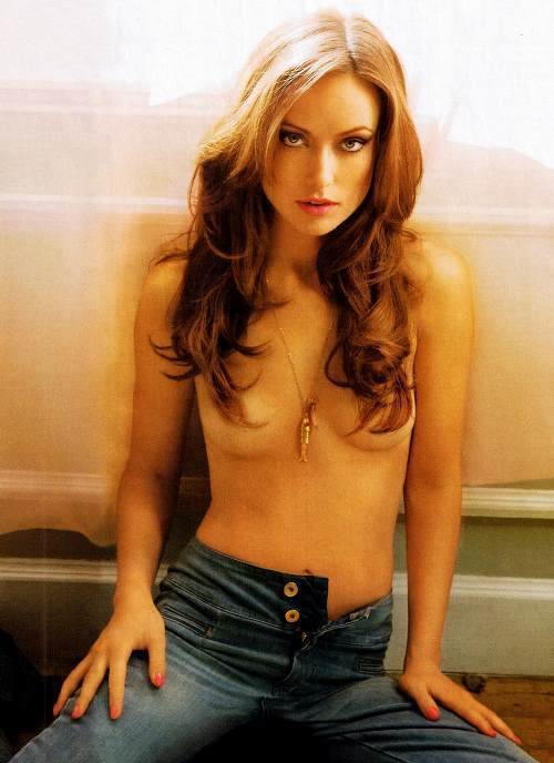 Hot Olivia Wilde Pictures Topless