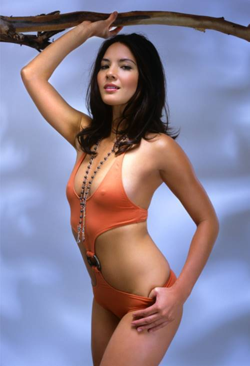 Olivia Munn Pictures One Piece