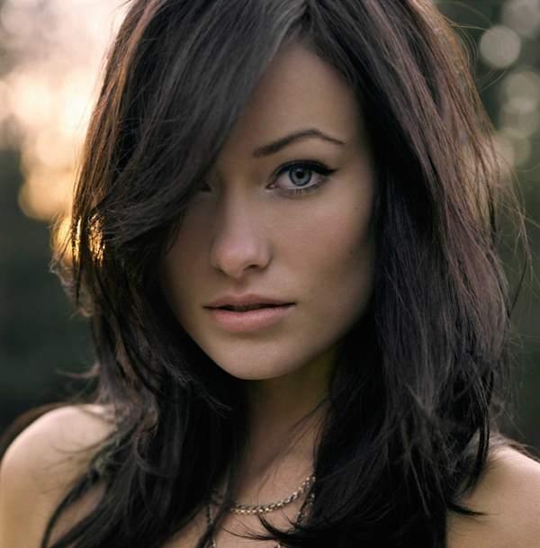 Olivia Wilde Eyes