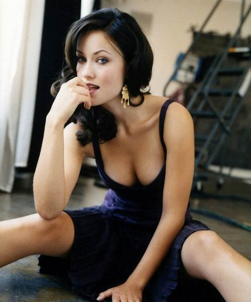 Olivia Wilde Pictures Cleavage