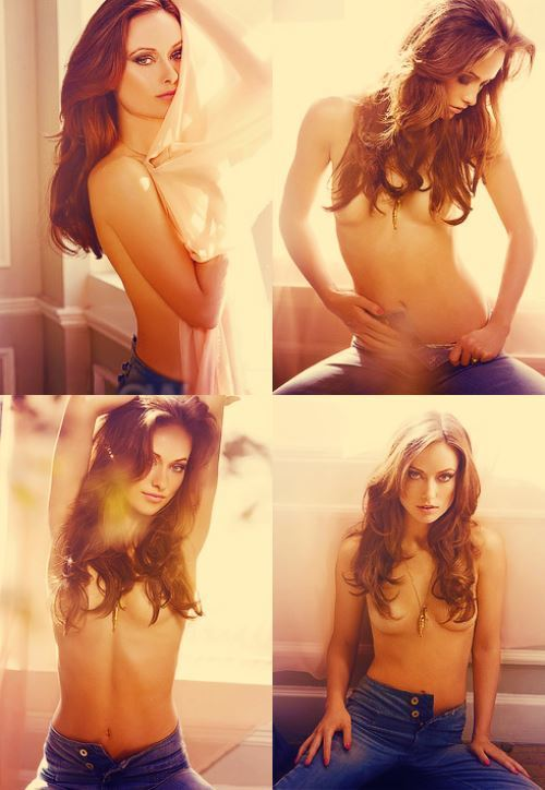 Sexy Olivia Wilde Montage