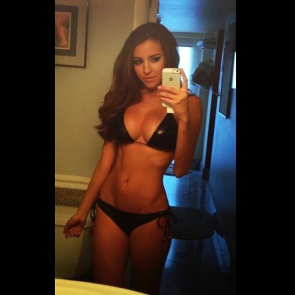 Shelby Chesnes Selfie