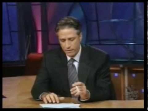 25 Of Jon Stewart's Greatest Daily Show Videos