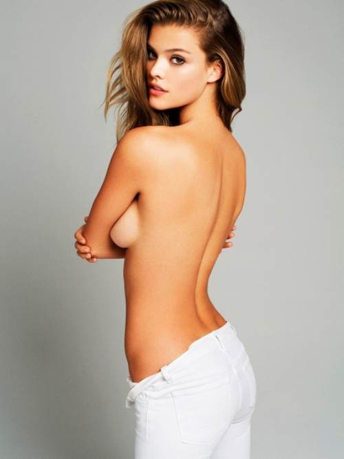 Nina Agdal Pictures Topless