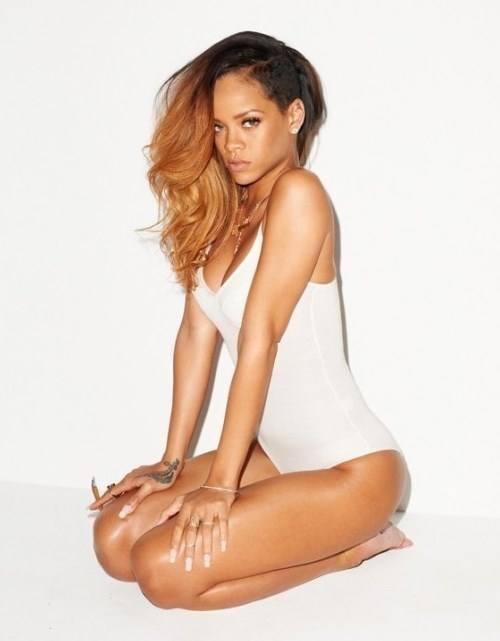 Smoking Hot Rihanna