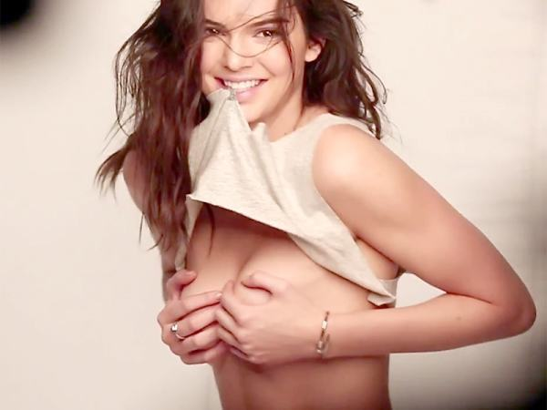 Kendall Jenner Boobs