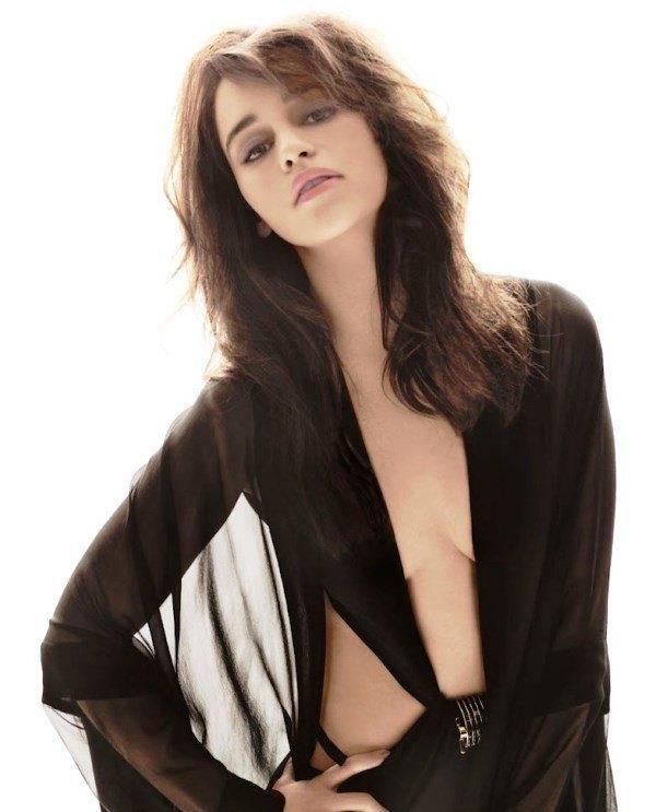 Hot Emilia Clarke