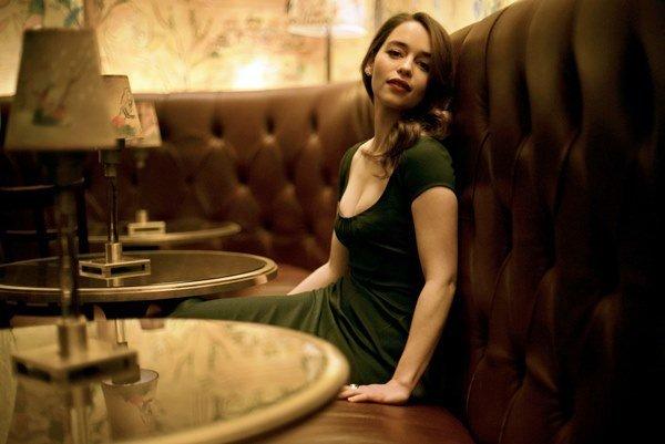 Pretty Emilia Clarke