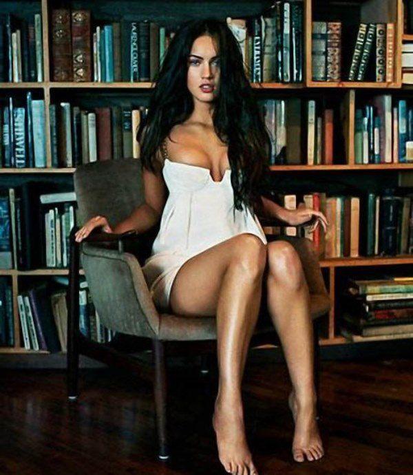 Hottest Megan Fox Pictures