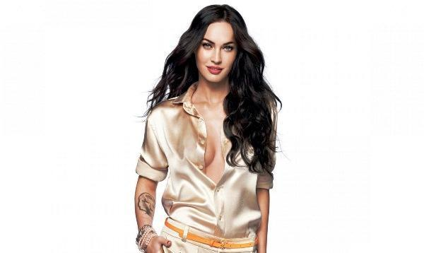 Megan Fox Sexy Actress